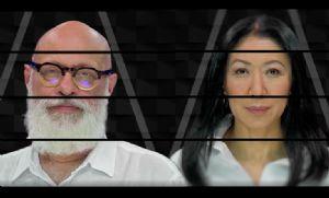 TV Cultura lança programa jornalístico com Thaís Oyama e Luiz Felipe Pondé (Crédito: REPRODUÇÃO)