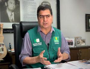 Prefeito apresenta Plano Municipal de Imunização contra a Covid-19 (Crédito: REPRODUÇÃO)