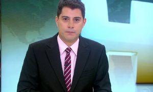 Evaristo Costa surpreende e decide se demitir da Globo; saiba o seu destino