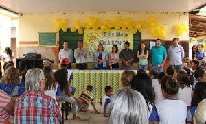 Faça Bonito 2017 começa pelo Distrito de Progresso em Tangará da Serra