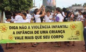 Prefeitura realiza ação em Combate ao Abuso e Exploração Sexual Infantil (Crédito: Reprodução)