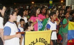 Está aberto a 15ª edição dos Jogos Olímpicos Escolares de Matupá (Crédito: Reprodução)