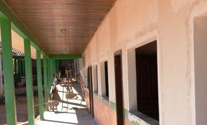 Escola Municipal Darcy Ribeiro recebe investimentos da ordem de R$ 340 mil (Crédito: Reprodução)