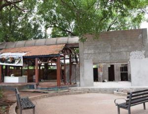 Biblioteca da praça Clóvis Cardoso terá espaço destinado a literatura mato-grossense (Crédito: Reprodução)