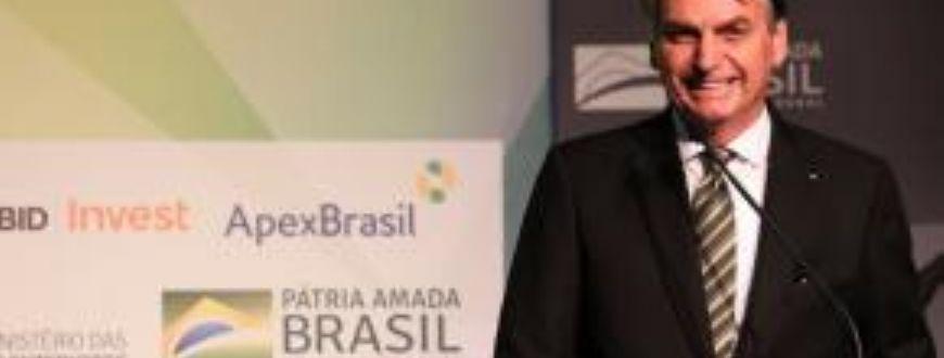 Bolsonaro chega ao Japão em giro por Asia e Oriente Médio (Crédito: Reprodução)