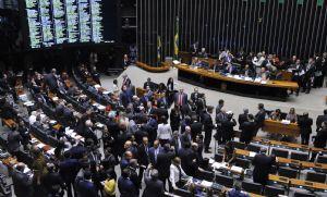 Câmara aprova projeto que estabelece novas regras para partidos e eleições (Crédito: Reprodução)