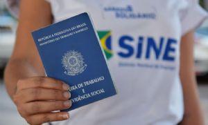 Sine oferta 56 vagas de emprego em Cuiabá com salários de até R$ 1,5 mil (Crédito: Tomaz Silva)