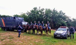 Curso da PM formará novos policiais para Cavalaria (Crédito: Reprodução)