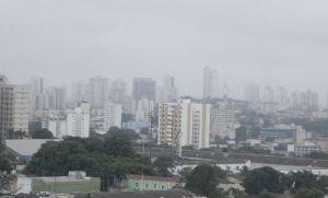 Previsão se confirma e chove em cidades de MT; veja como fica o tempo em Cuiabá (Crédito: Reprodução)