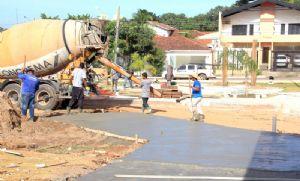 Bairro Jardim Cuiabá ganhará complexo de lazer (Crédito: Reprodução)