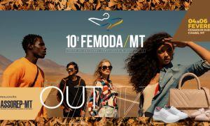 Marcas nacionais estreiam participação na 10ª Femoda (Crédito: Reprodução)