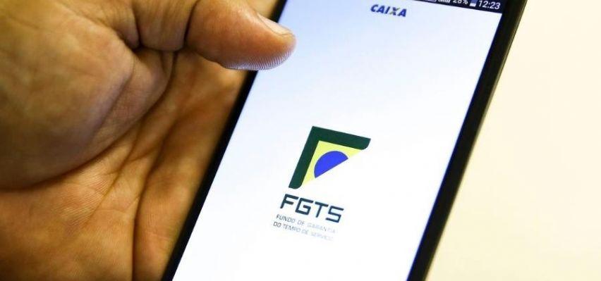 Sancionada nova lei do FGTS; limite do saque imediato passa a ser R$ 998 (Crédito: Reprodução)