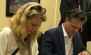 Missão alemã assina proposta de parceria com Governo de MT
