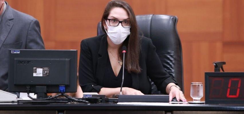 """Janaina diz que vai pedir explicações ao Estado sobre compra de avião: """"É um momento ruim"""" (Crédito: REPRODUÇÃO)"""