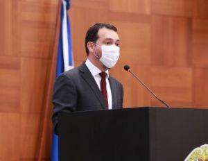Lúdio Cabral (PT) sugere quarentena coletiva em todo o estado (Crédito: Reprodução)
