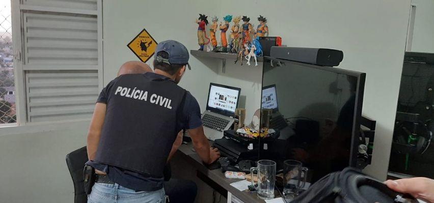 Operação combate pornografia infantil no Brasil e em mais quatro países (Crédito: Reprodução)