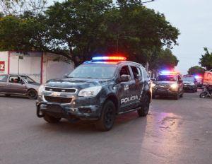 Bairros da Região Norte de Cuiabá recebem reforço de 200 policiais
