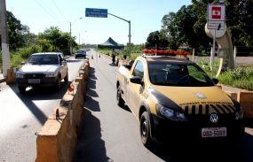 Ponte Benedito Figueiredo está liberada a partir desta segunda-feira (Crédito: Reprodução)
