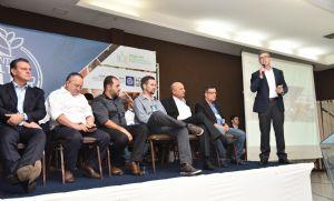 Sicredi participa de 1º Encontro Estadual e reforça a parceria com pequenos produtores rurais