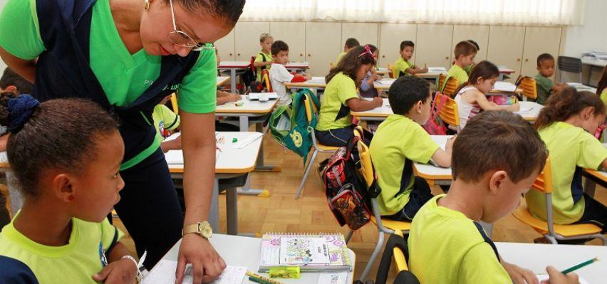 Governo federal anuncia aumento do piso dos professores (Crédito: Reprodução)