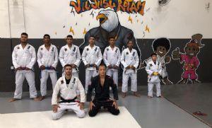 Projeto social 'Jiu-Jitsu Rotam' abre atividades 2020 (Crédito: Reprodução)