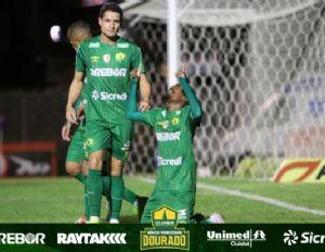 Cuiabá terá três chances de subir à série A nesta sexta-feira (Crédito: Reprodução)