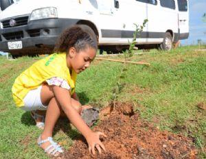 Escolas da rede pública Educação de Cuiabá aderem ao Projeto Verde Novo (Crédito: Reprodução)