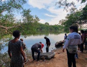 Seis pessoas morrem afogadas no fim de semana no Rio Cuiabá (Crédito: Reprodução)
