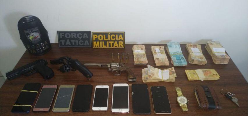 Policial militar é preso suspeito de assaltar agência de Correios em MT (Crédito: Reprodução)