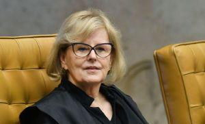 Rosa Weber assume plantão do Supremo a partir de hoje (Crédito: Reprodução)