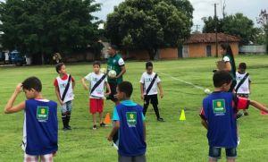 Programa de iniciação esportiva tem início com 800 inscritos (Crédito: Reprodução)