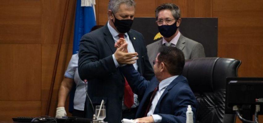 Botelho afirma que não discute assumir liderança e que retirar Dilmar da função seria 'condenação antecipada' (Crédito: REPRODUÇÃO)