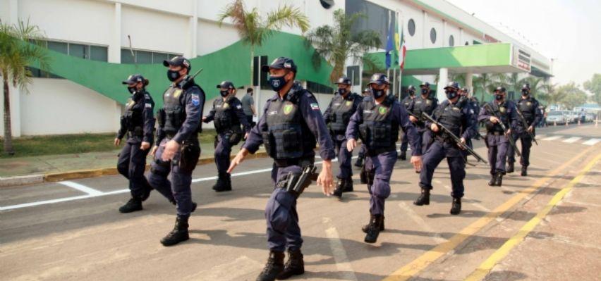 Prefeita anuncia concurso público para Guarda Municipal com 150 vagas (Crédito: Reprodução)