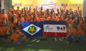 Advocacia de Mato Grosso participa dos Jogos de Verão em Maceió (Crédito: Reprodução)