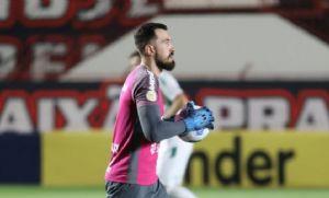 Walter faz boas defesas e Cuiabá segura empate fora de casa contra o Atlético (GO) (Crédito: Reprodução)