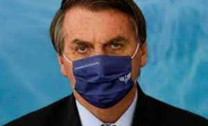 Bolsonaro: Eliminaremos desmatamento ilegal até 2030 (Crédito: Reprodução)