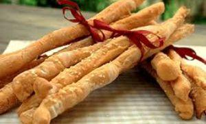 Grissini de Pão de Queijo com Goiabada Picante (Crédito: Reprodução)