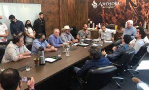 Eduardo Bolsonaro vem a Cuiabá reunir grupo político e falar sobre Instituto Conservador Regional (Crédito: Reprodução)