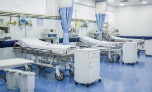 Governo do Estado disponibiliza mais 20 leitos de UTI no Hospital Metropolitano (Crédito: Reprodução)