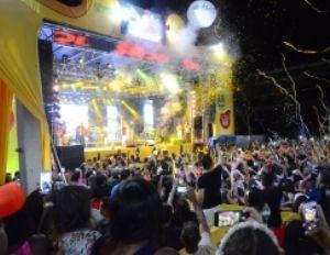 Prefeitura divulga os números do Carnaval 2018 na Orla do Porto (Crédito: Reprodução)