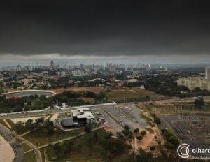 Maior frente fria do ano deve derrubar temperatura em Cuiabá nos próximos dias (Crédito: REPRODUÇÃO)