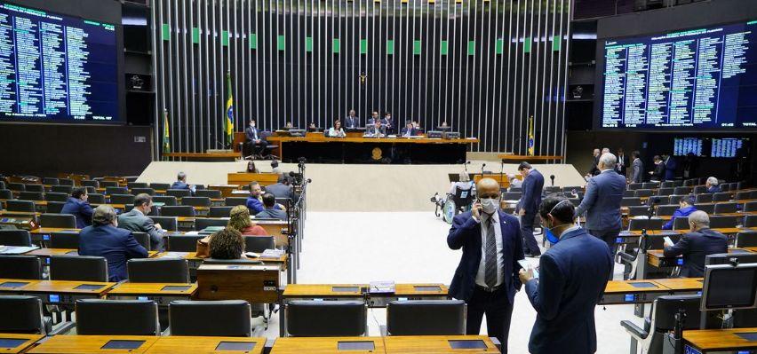 Câmara aprova auxílio de R$ 600 por mês para trabalhador informal (Crédito: Reprodução)