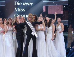 Miss Alemanha 2020 é eleita por júri formado só por mulheres (Crédito: Reprodução)