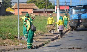 Mutirão da Limpeza será realizado em dois bairros (Crédito: Reprodução)