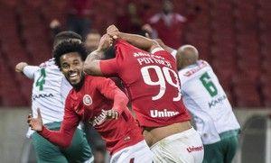 Com polêmica da arbitragem, Inter derrota Luverdense na Série B