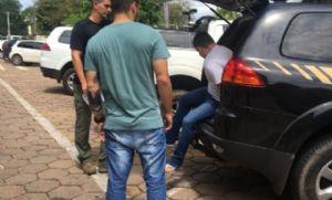 Piloto é preso suspeito de integrar quadrilha que transportava cocaína da Bolívia para MT (Crédito: Reprodução)