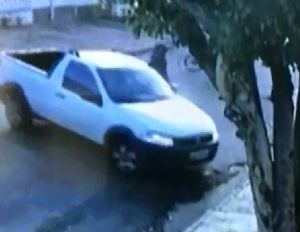 Mulher tem carro roubado duas vezes no mesmo dia (Crédito: Divulgalção)