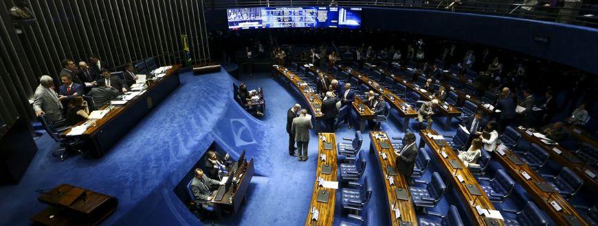 Senado deve concluir terça-feira votação de mudanças na Previdência (Crédito: Reprodução)