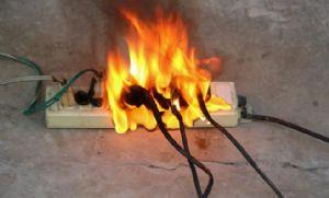 Bombeiros orientam desligar eletrodomésticos por conta do calor excessivo em MT (Crédito: Reprodução)
