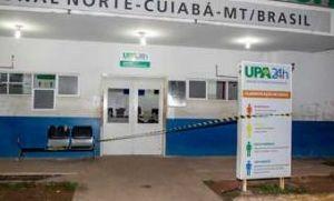 Após tiroteio com 5 feridos, UPA Morada do Ouro não atende mais presidiários (Crédito: Reprodução)